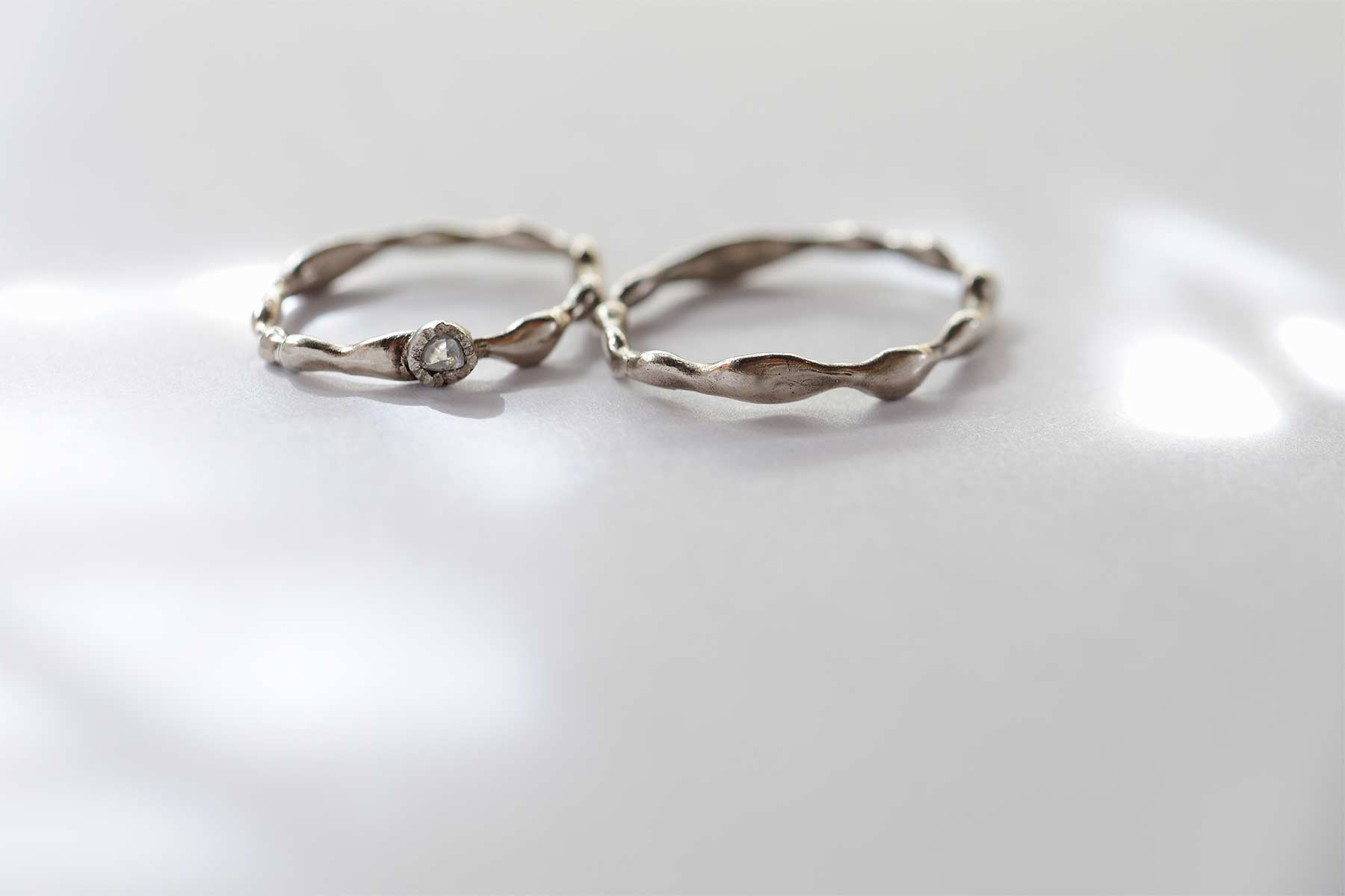 The photo of the couple rings: Dawn
